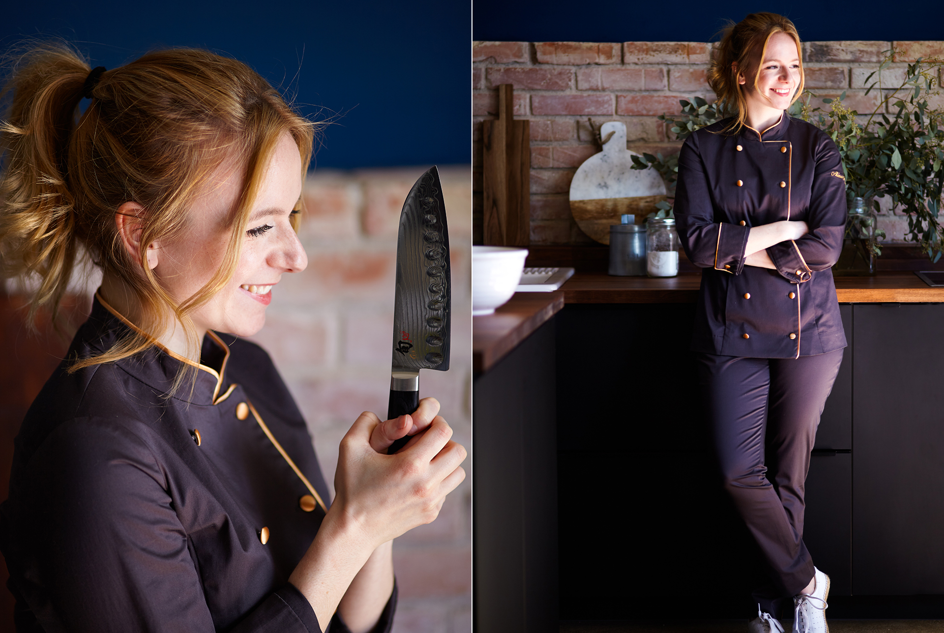 Portrait von Foodstylistin Alissa Maria Poller