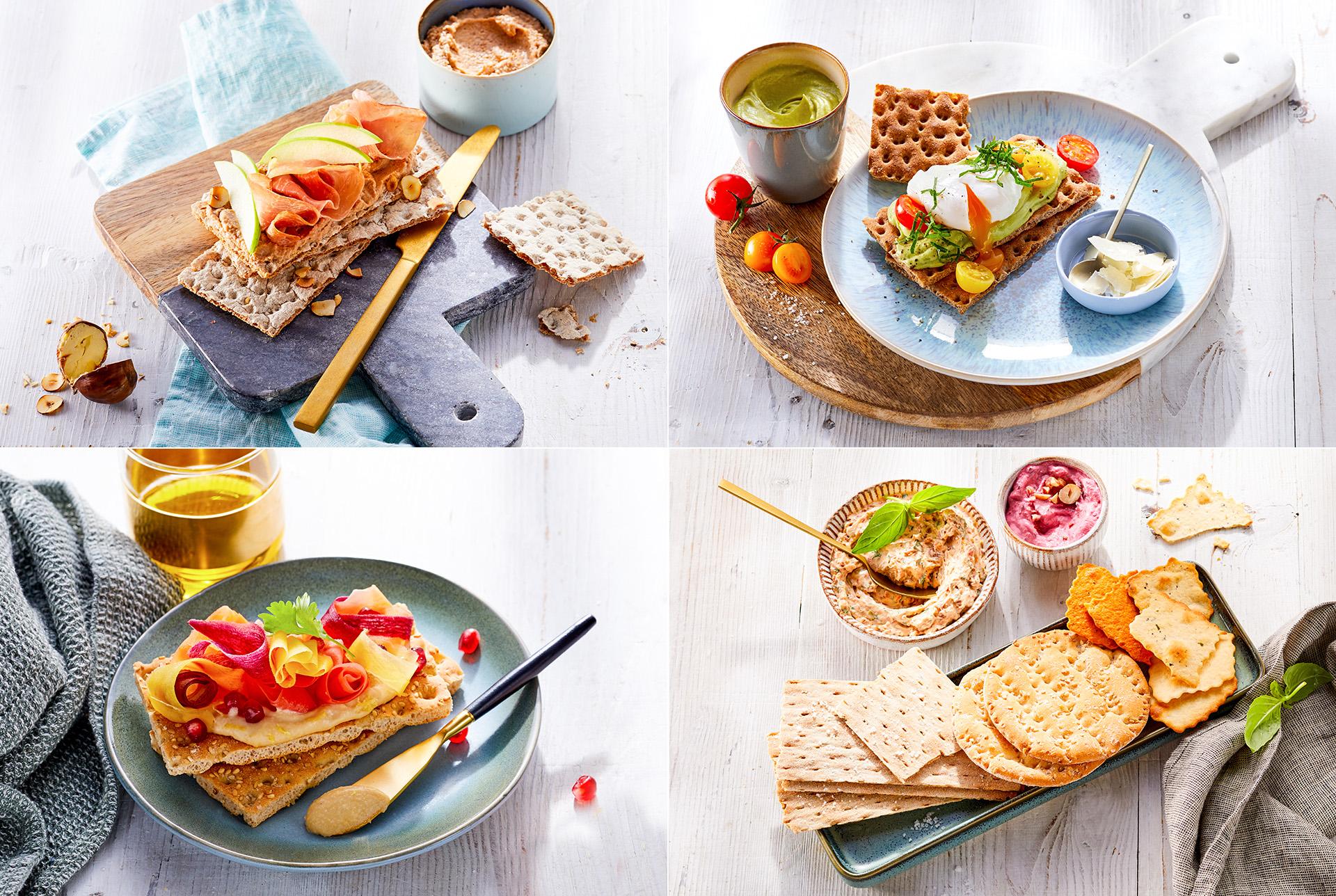 Wasa Knusperpost 2019 Fotografie Katrin Winner Food und Still life Muenchen